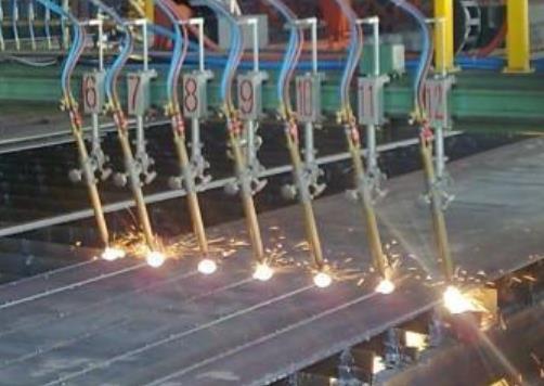 金属火焰切割机